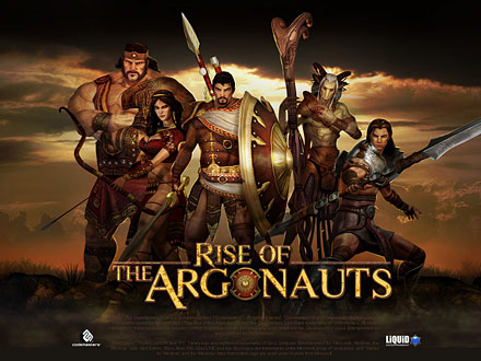 Rise of the argonauts video game